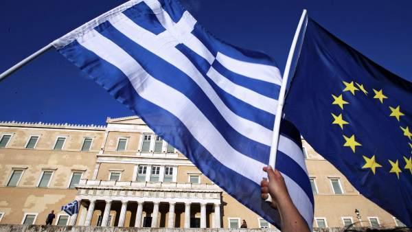 Grecia y la UE