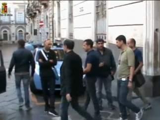 Detenido el presidente del Catania