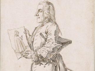 'Self-Portrait', ca. 1730