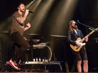 La banda Maroon 5