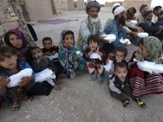 Ramad�n en Afganist�n
