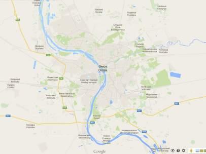 Omsk, en Siberia