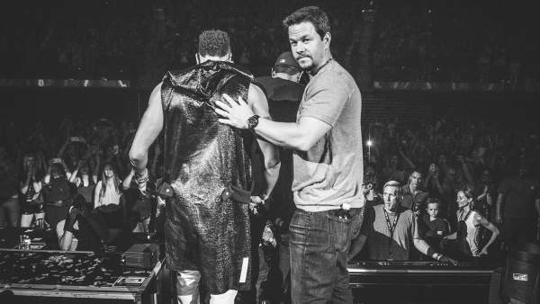 Mark Wahlberg se reencuentra con New Kids on the Block