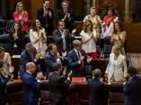 Cifuentes ya es la nueva presidenta de Madrid