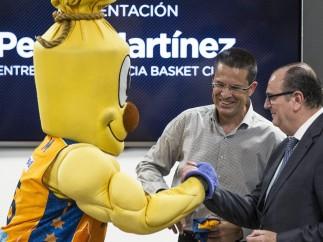 Pedro Martínez, nuevo técnico del Valencia Basket
