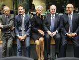 Reuni�n de los ministros de Finanzas de la UE