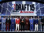 Draft de la NBA 2015.