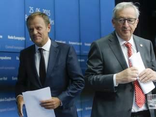 Cumbre de la UE en Bélgica