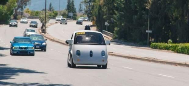El coche autoconducido de Google