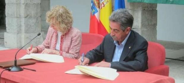 Pacto para el gobierno en Cantabria