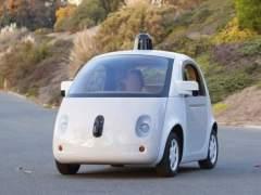 Google empieza a probar sus veh�culos autodirigidos en carreteras de California