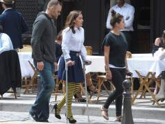 Emilia Clarke: un resbal�n le caus� una lesi�n de cadera