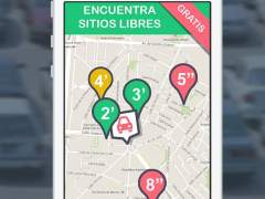 Wazypark, la 'app' para aparcar y obtener puntos en gasolina