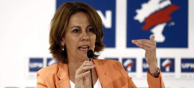 Yolanda Barcina