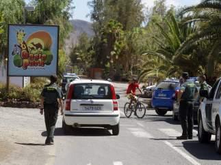 Incidente en el zoo de Fuerteventura