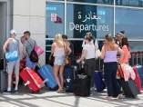 Escapan de Túnez ante el temor de nuevos ataques