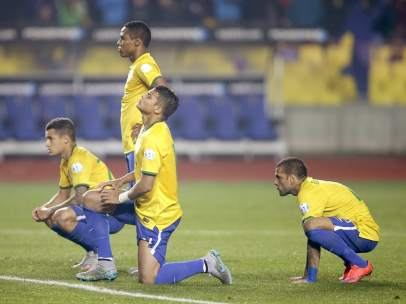 Brasil, eliminada