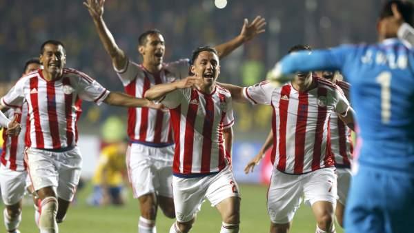 Paraguay, a semis
