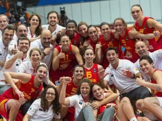 Bronce en el Eurobasket