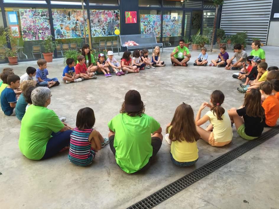 La campa a 39 vacaciones de verano 39 tendr actividades para for Trabajos de verano barcelona