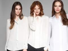 La blusa blanca 'repele manchas', lo �ltimo en moda inteligente