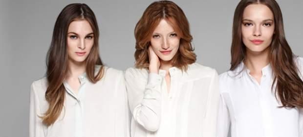 La blusa blanca 'repele manchas', lo último en moda inteligente