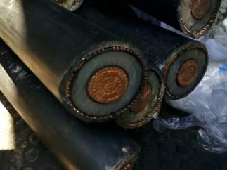 Cable de cobre