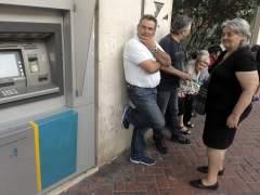 La UE convierte el refer�ndum griego en un 's�' o 'no' a Europa