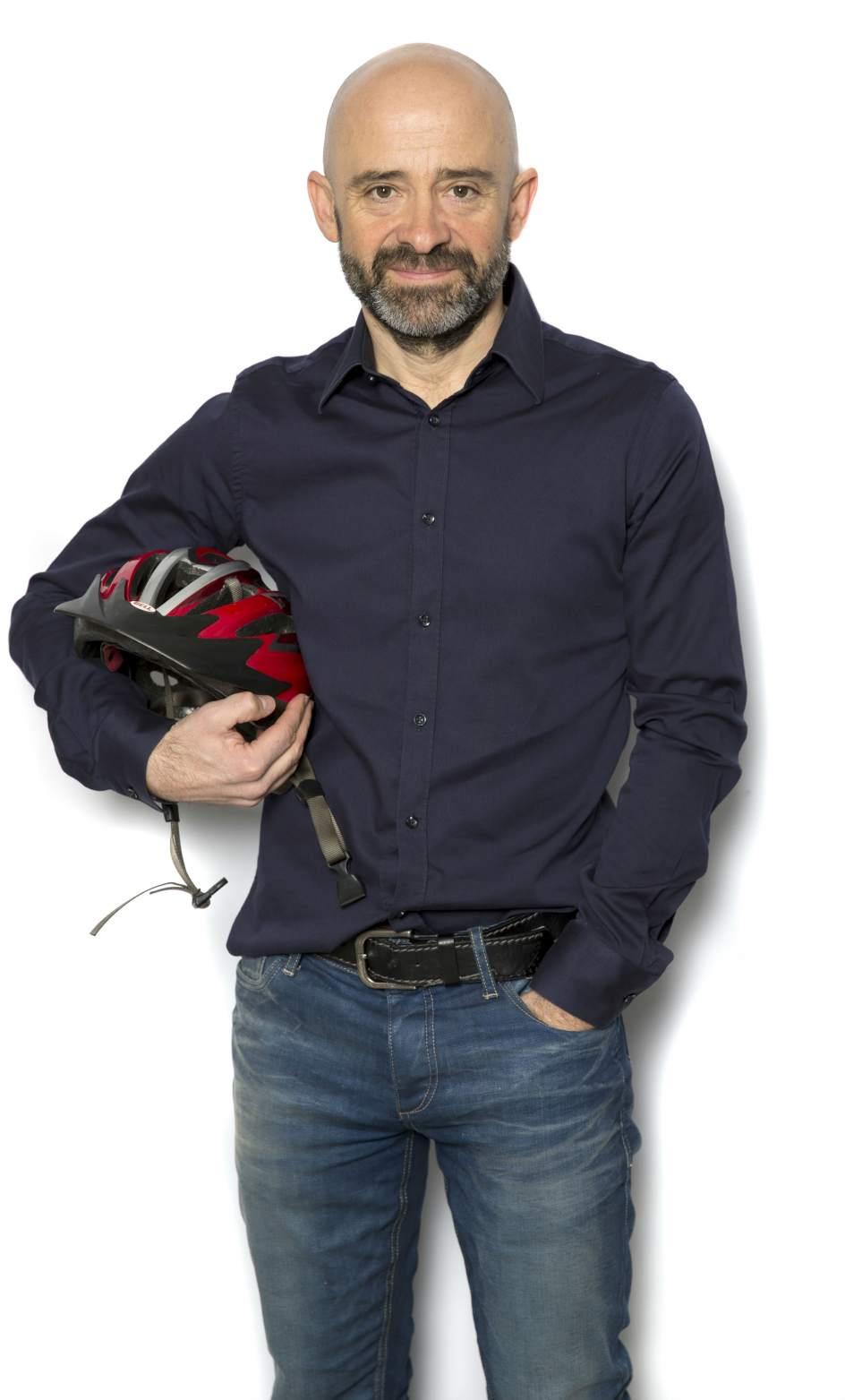 Antonio Lobato quiere rebelarse contra el GPS. El periodista Antonio Lobato habla sobre cómo ha cambiado su vida en estos 15 años.