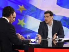 Tsipras no seguir� a toda costa como primer ministro si no gana la consulta