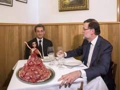 Sarkozy y Rajoy
