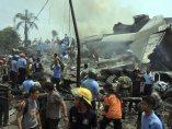 Accidente de avión en Sumatra