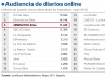 '20minutos Sites' se mantiene como el tercer medio 'on line' m�s le�do
