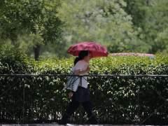 La ola de calor remite ligeramente pero a�n siguen en alerta 23 provincias