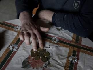 Contando monedas