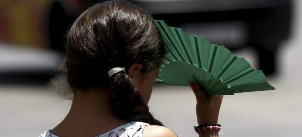 Ola de calor en Madrid