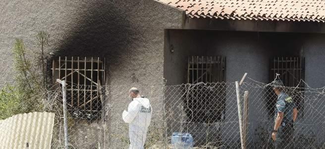 Cuatro muertos por una explosi�n