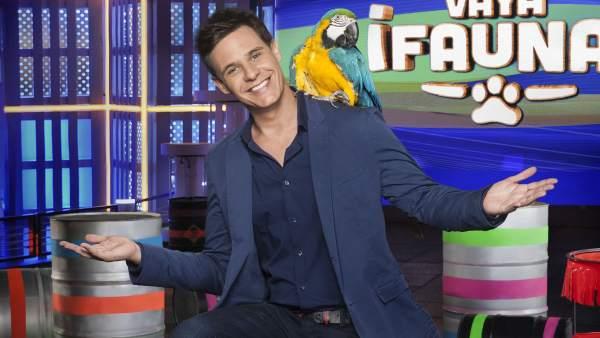 Telecinco responde a Frank Cuesta y a las críticas animalistas sobre 'Vaya Fauna'