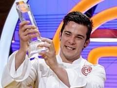 Carlos, ganador de MasterChef.