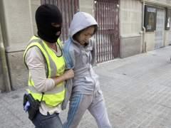 Operaci�n policial contra una organizaci�n china dedicada al tr�fico de personas