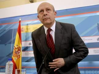 El exministro Ignacio Wert expondrá en el Congreso sus ideas para el pacto educativo