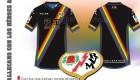 El Rayo presenta su nueva camiseta social