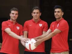 El Athletic confirma el fichaje para dos temporadas de Gorka Elustondo