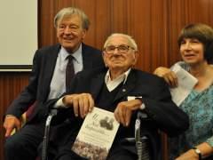 Muere a los 106 a�os Nicholas Winton, que salv� a los ni�os jud�os de los nazis