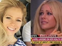 Avril Lavigne vuelve a sonre�r tras su larga enfermedad