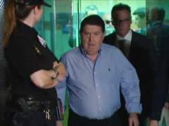 El juez impone una fianza de 232 millones de euros a Olivas por Bancaja