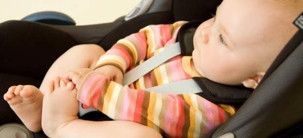 Silla de seguridad infantil