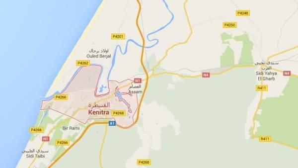 Kenitra, Rabat