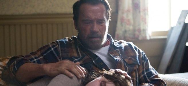Schwarzenegger en 'Maggie'