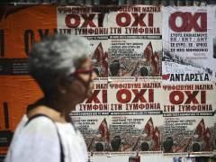 Grecia prepara el refer�ndum mientras la preocupaci�n por el corralito aumenta
